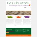 De Cultuurtolk homepage